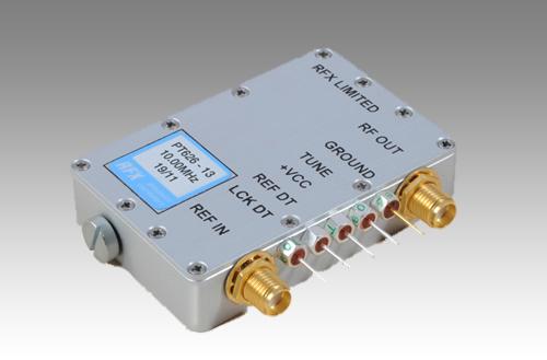OCXO and GPS REFERENCE OSCILLATORS, Quartz Crystals, Precision